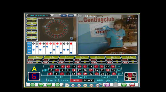roulette genting crown
