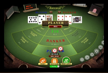 Maxbet Baccarat