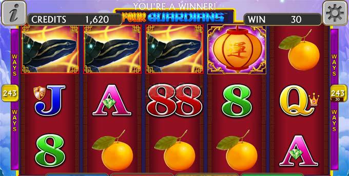 four guardians line bet