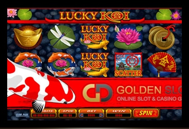 goldenslot lucky koi