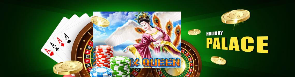 holiday slot phoenix queen