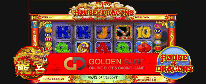 house of dragon slot online