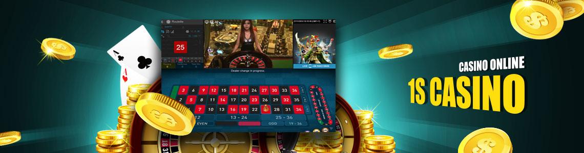 1s casino Roulette