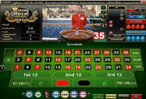 royal1688 roulette online