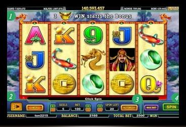 1S casino ស្លតប៉ាវចិន