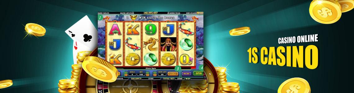 1s casino ស្លត់ប៉ាវចិន